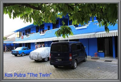 Kost Putra The Twin